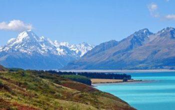 Foredrag om New Zealand - billede